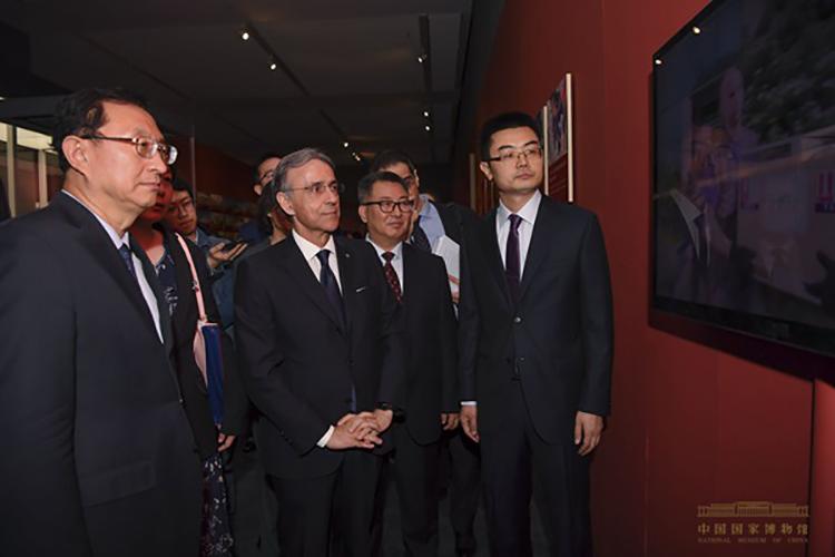 归来!700余件意大利返还中国流失文物亮相国博